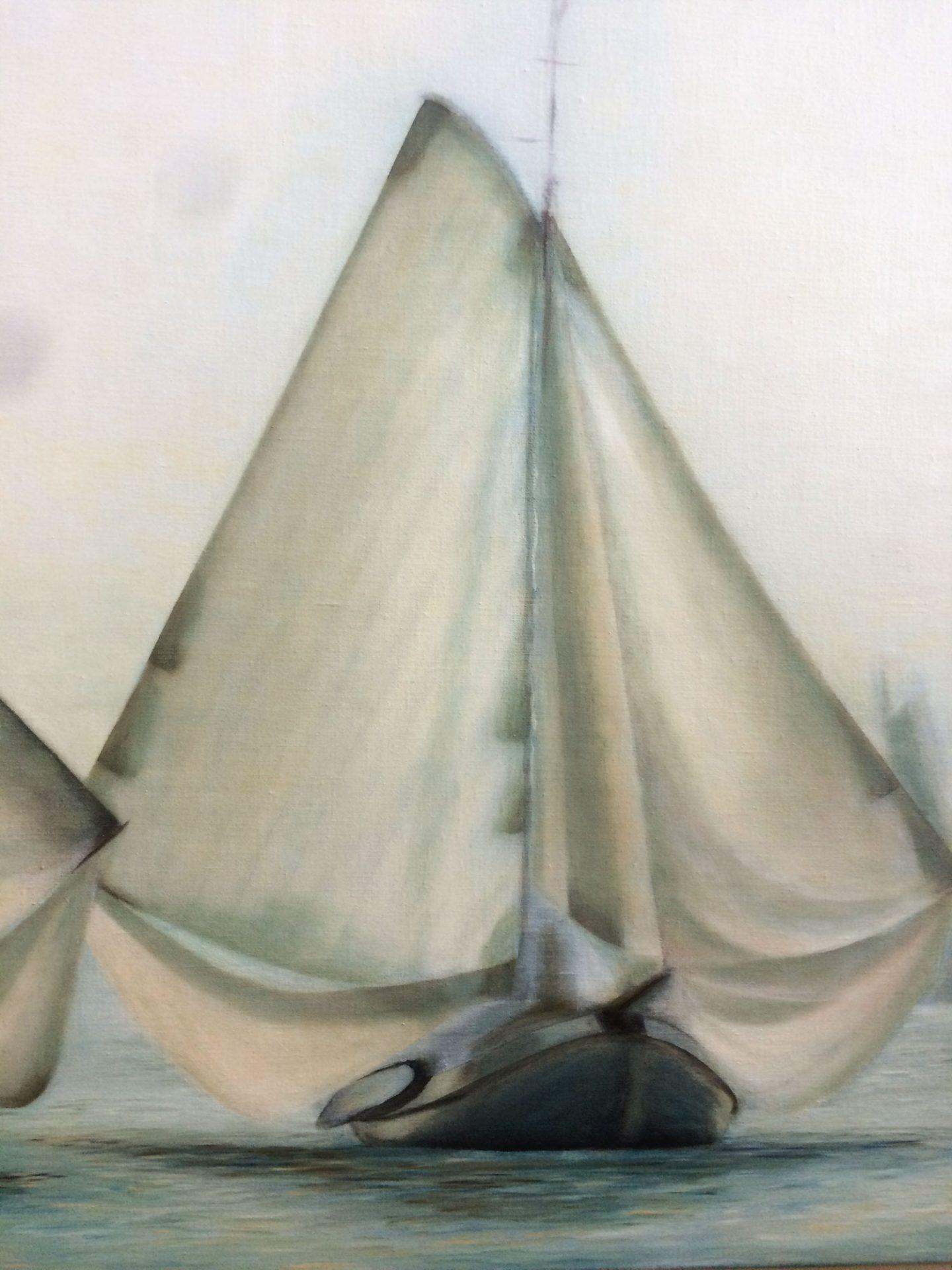 Wind stillness - Hazy World, Anna van Oel